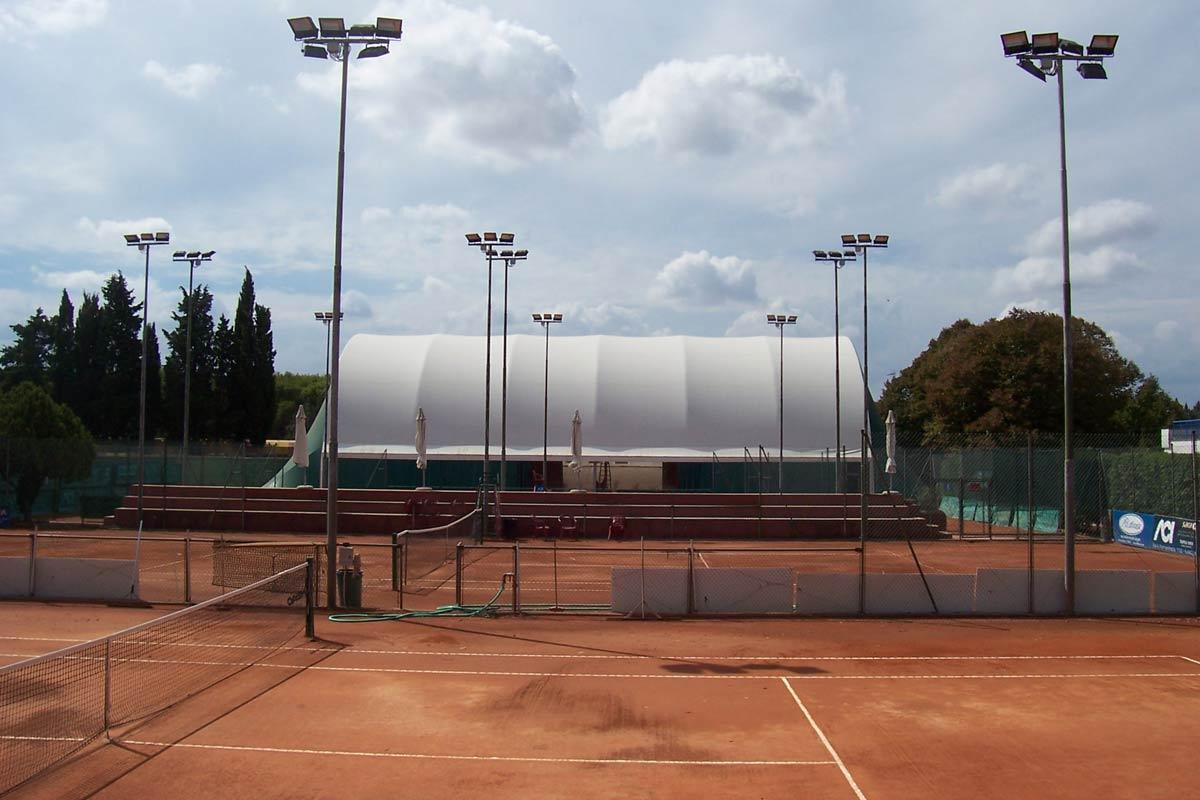 Tensostrutture Tendocoperture Centri Sportivi