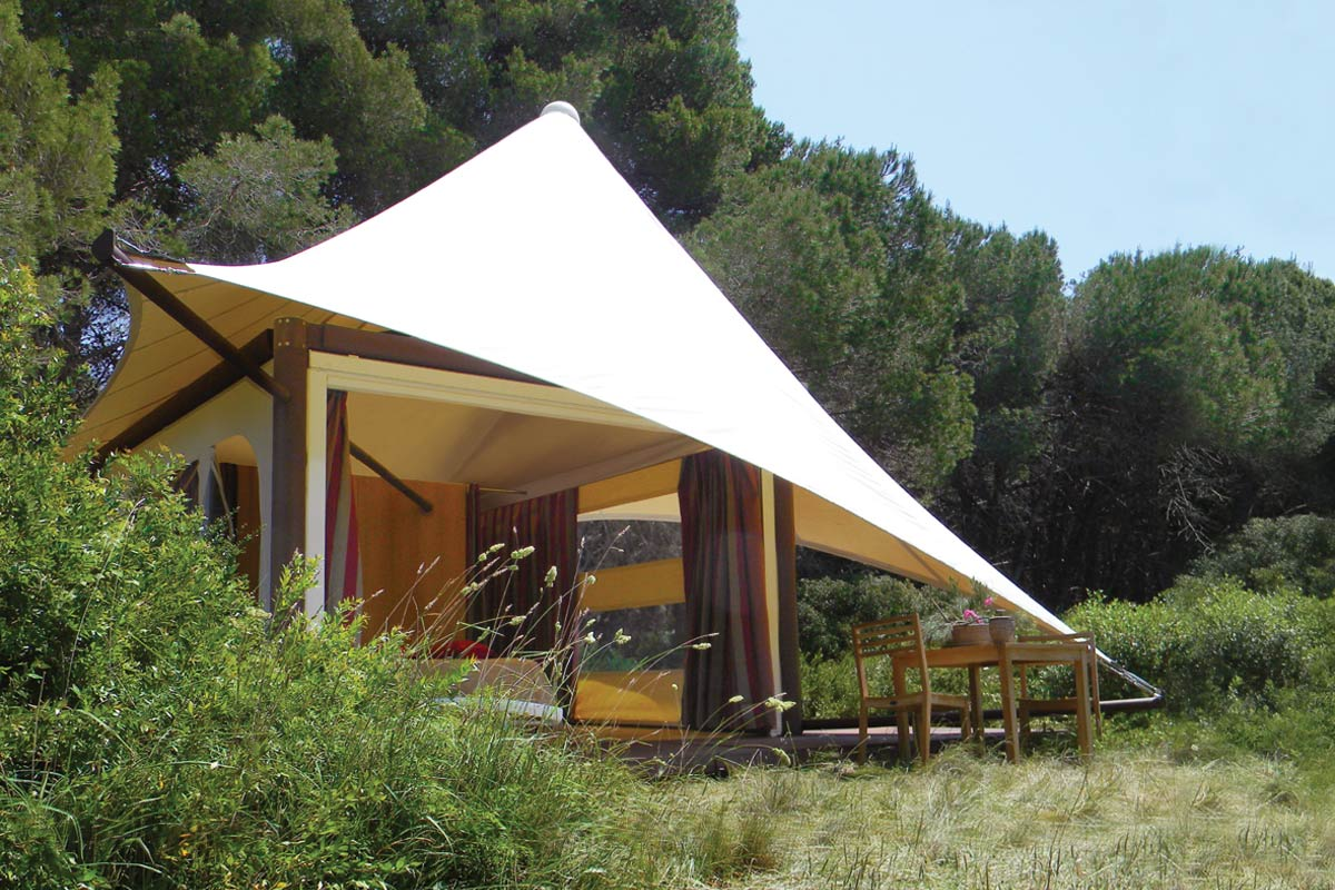 Tende Campeggio Lusso Glamping